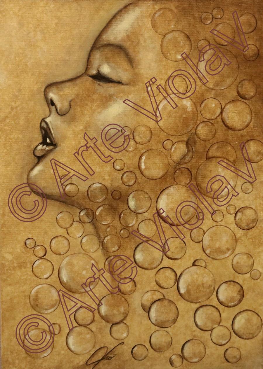 Numero atomico 8 di Violetta Viola Arte ViolaV