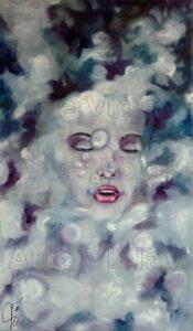Anima un ritratto di Violetta Viola Arte ViolaV