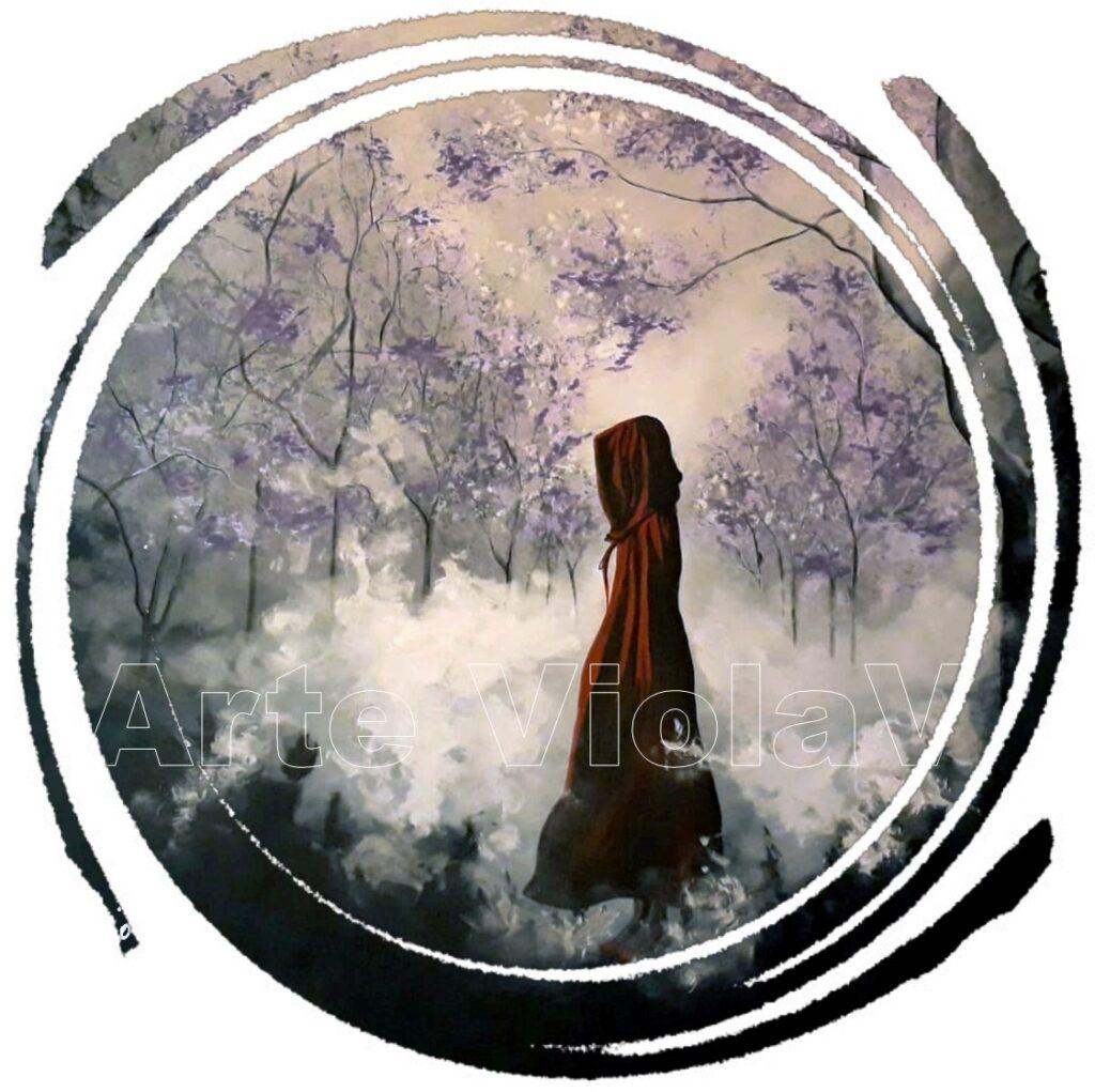 nebbia di Violetta Viola Arte ViolaV