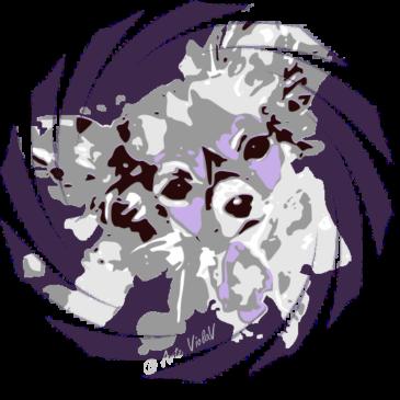 I love my chihuahua #000 logo
