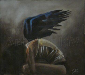 Angel di Violetta Viola Arte ViolaV